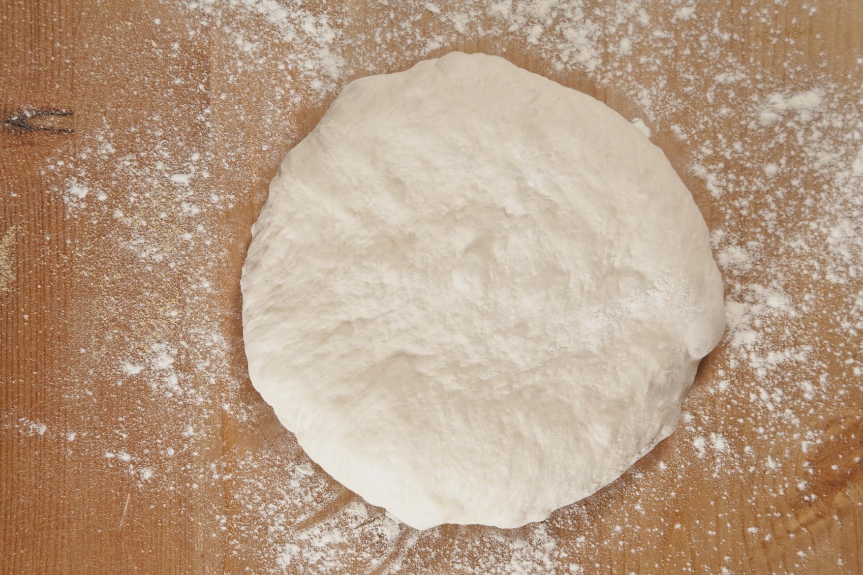 Masa para pizza argentina casera