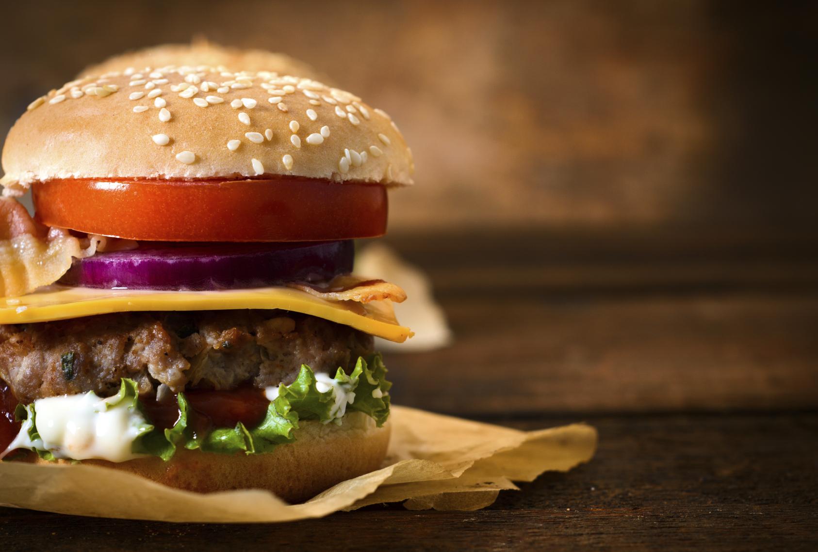 Mini hamburguesas caseras