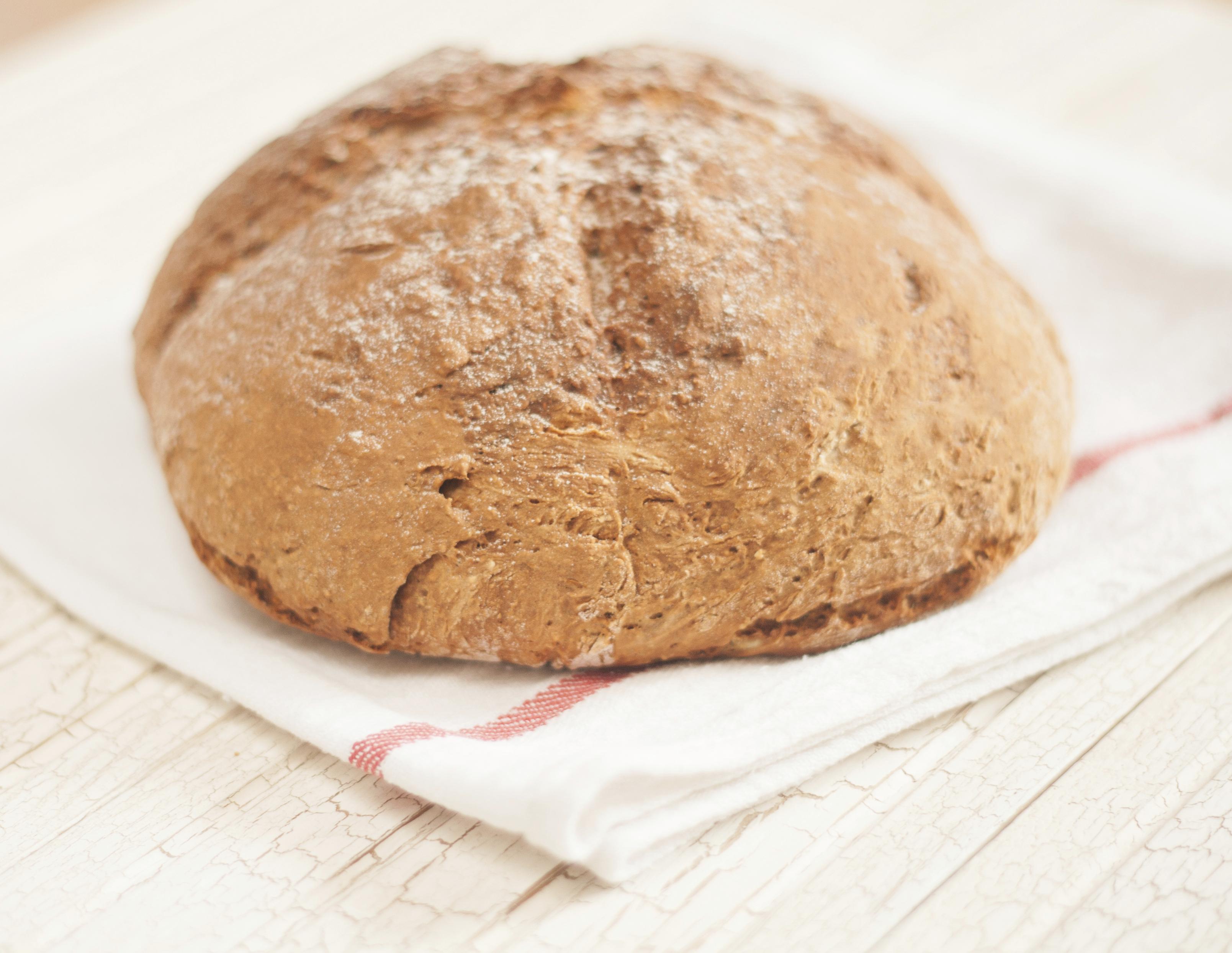 Pan de Boroña preñado