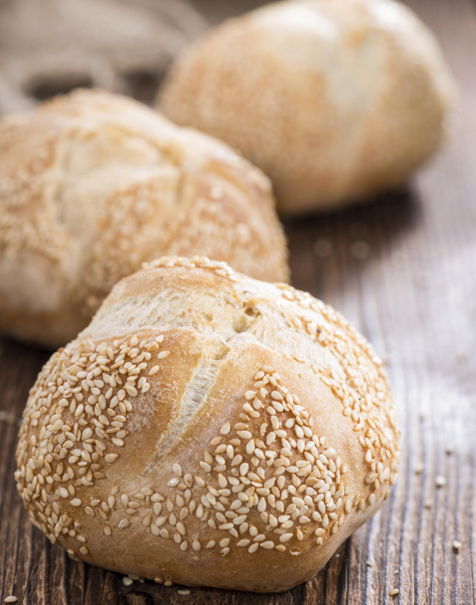Pan de copos de avena y melocotón