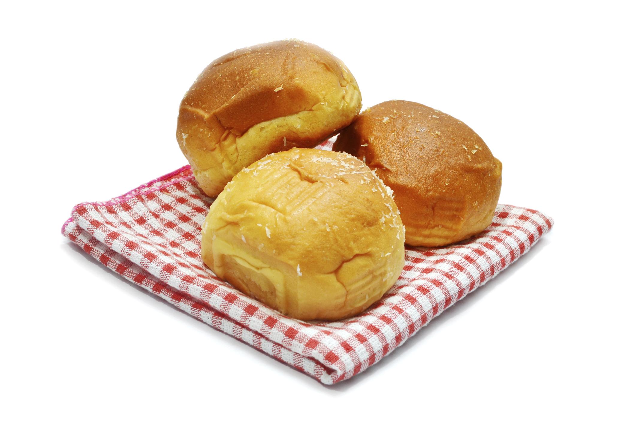Pan de leche y huevos