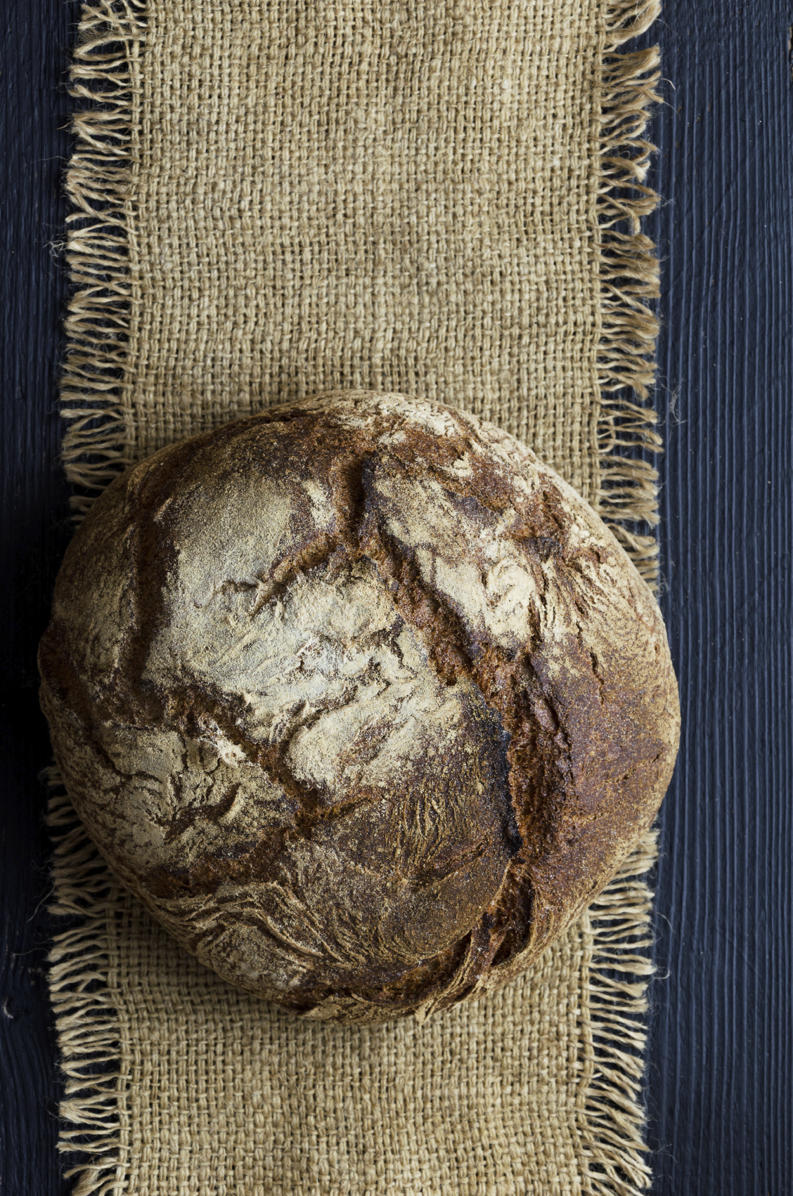 Pan de trigo y centeno