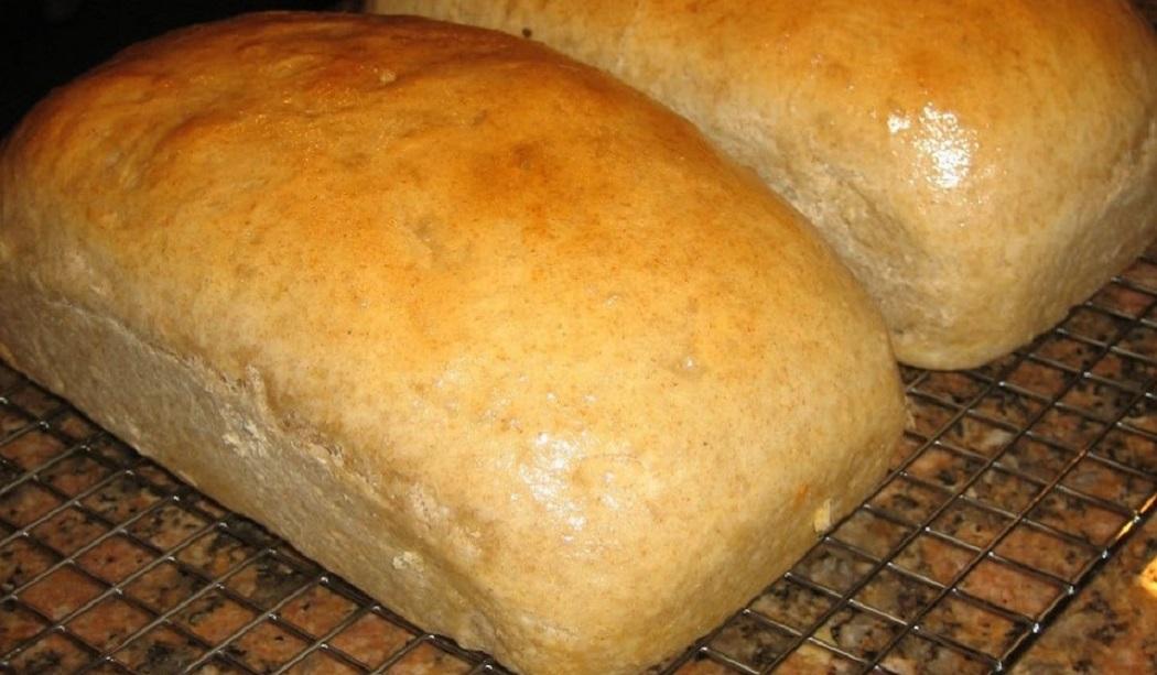 Pan de Anís  relleno con Anacardos, Pasas  y Queso a la