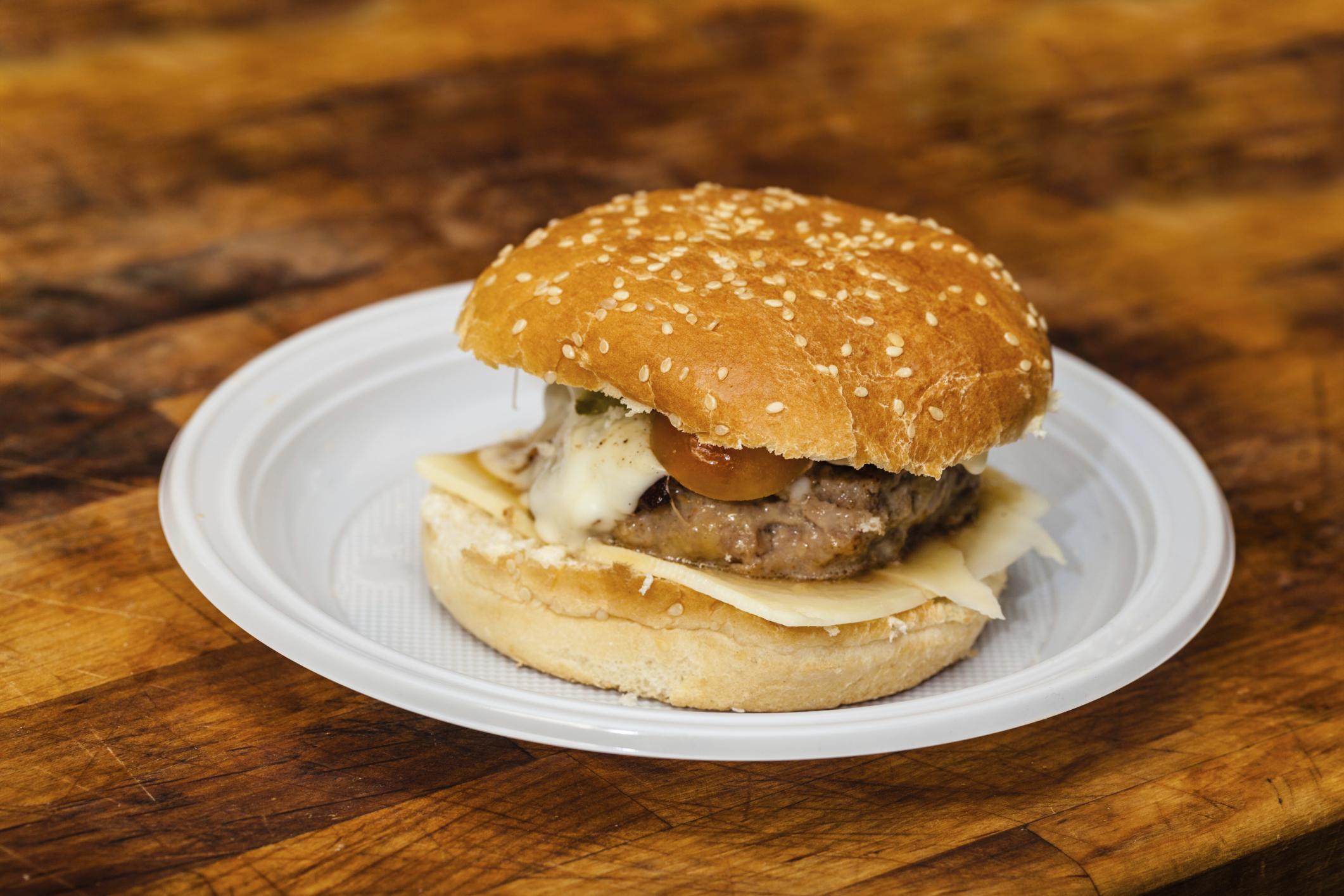 Panecillos súper tiernos para hamburguesas