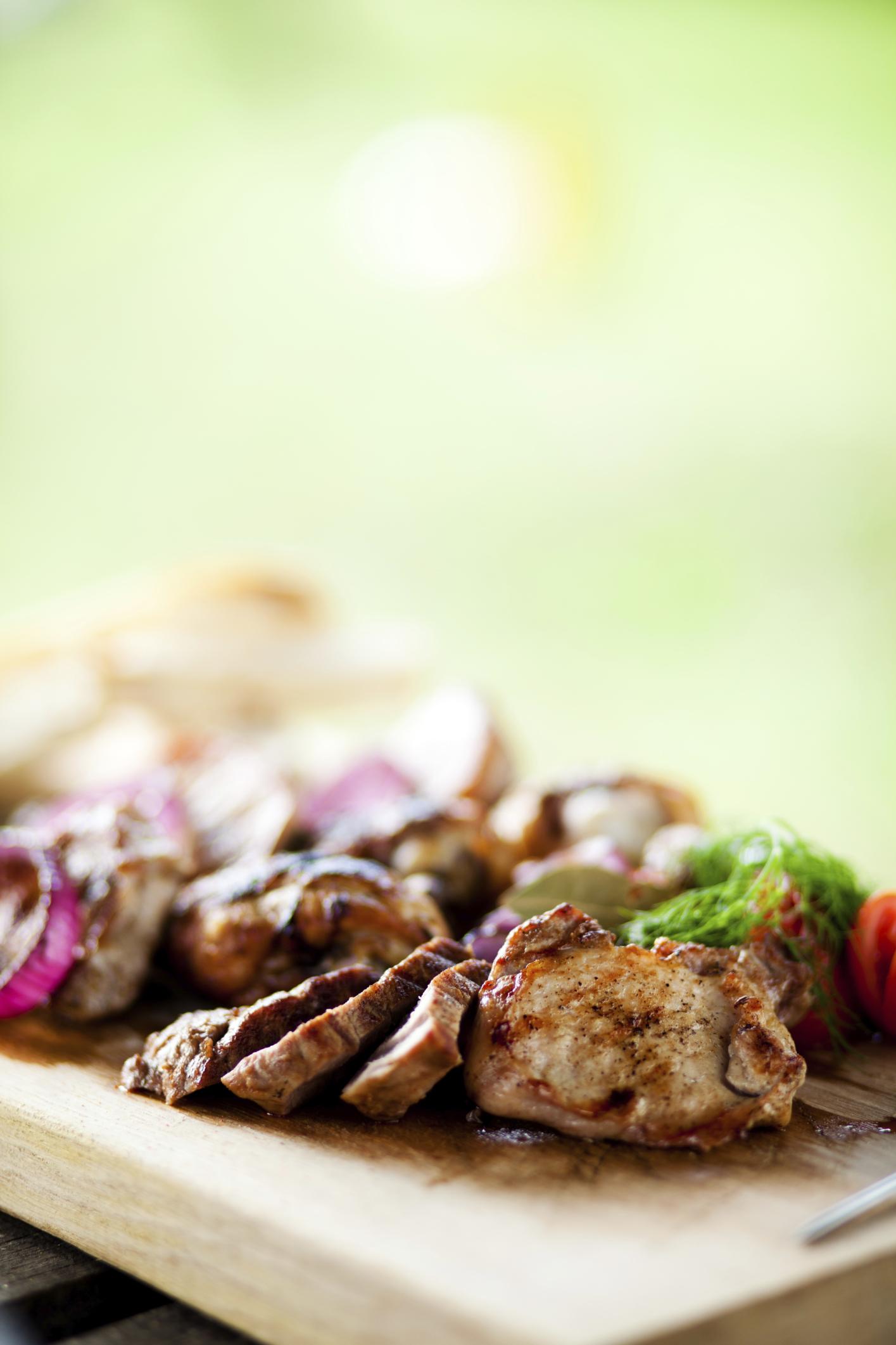 Parrillada de carne variada