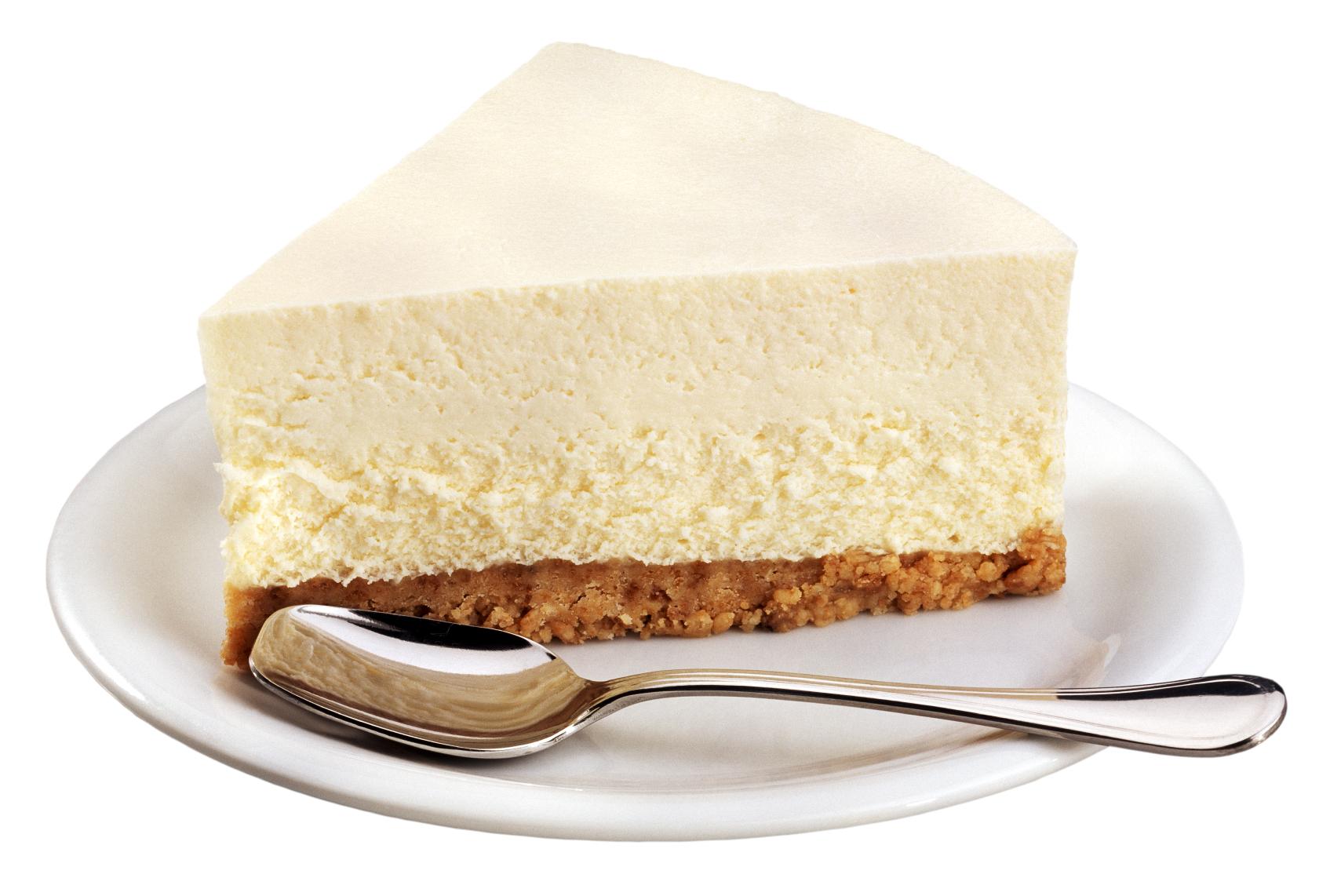 Pastel frío de queso cottage