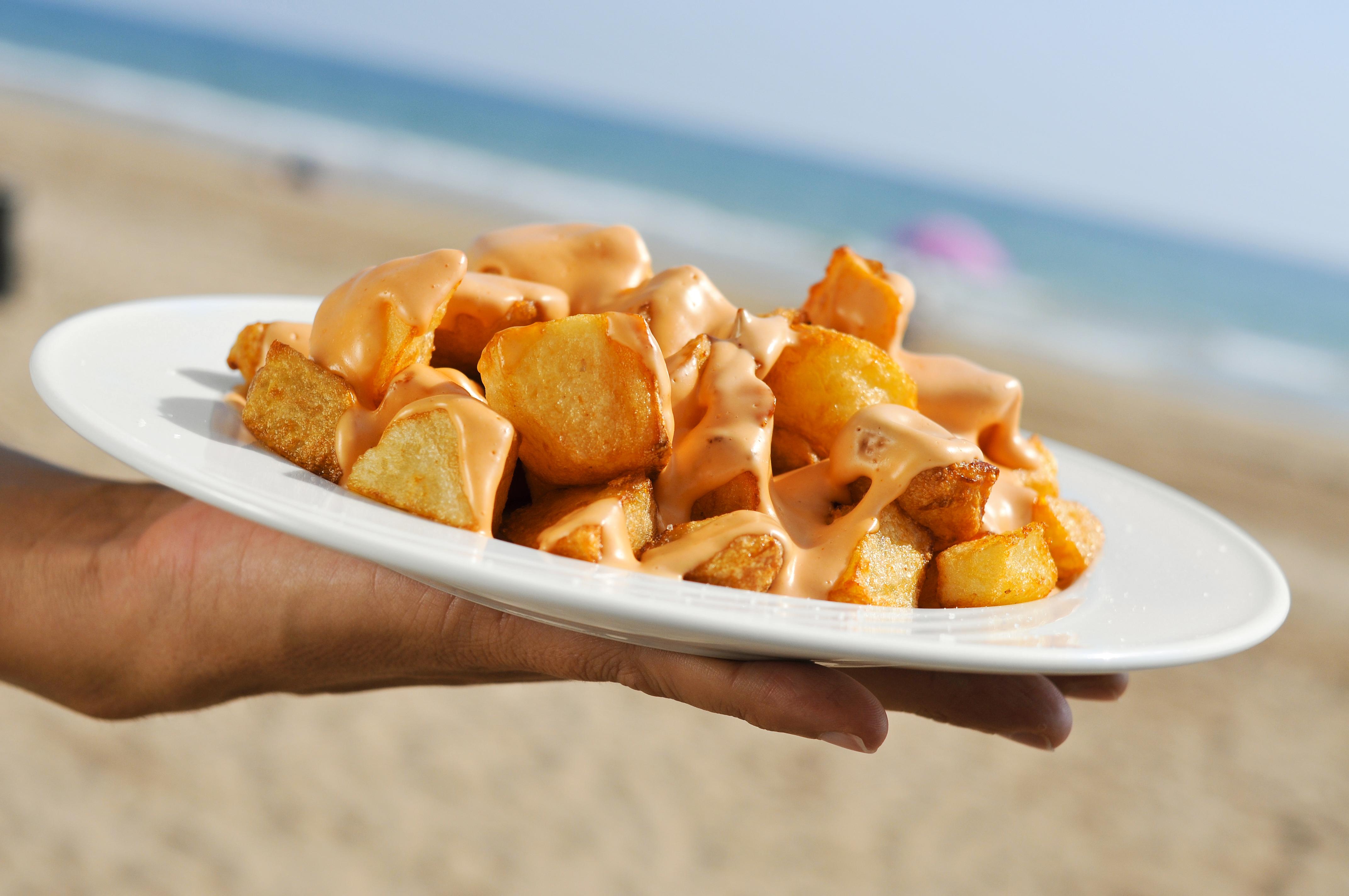 Patatas bravas - receta de usuario