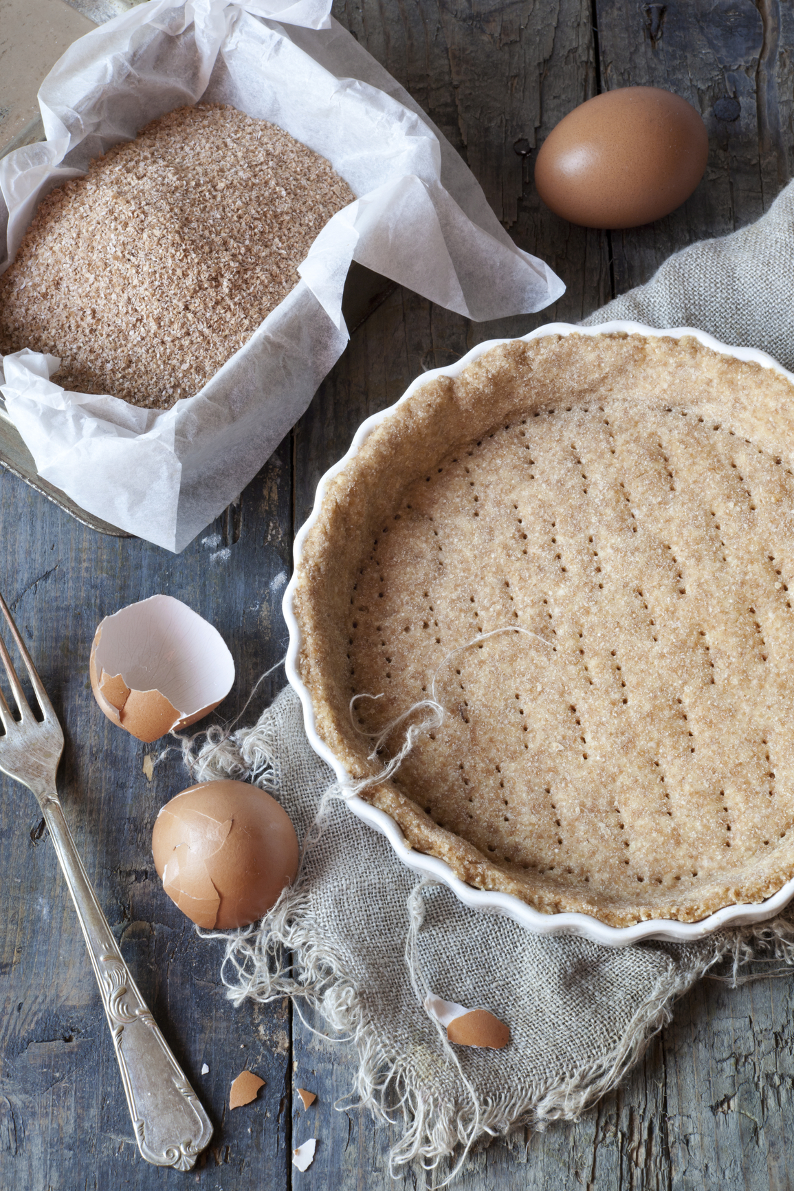 Pate Brisee (Pasta