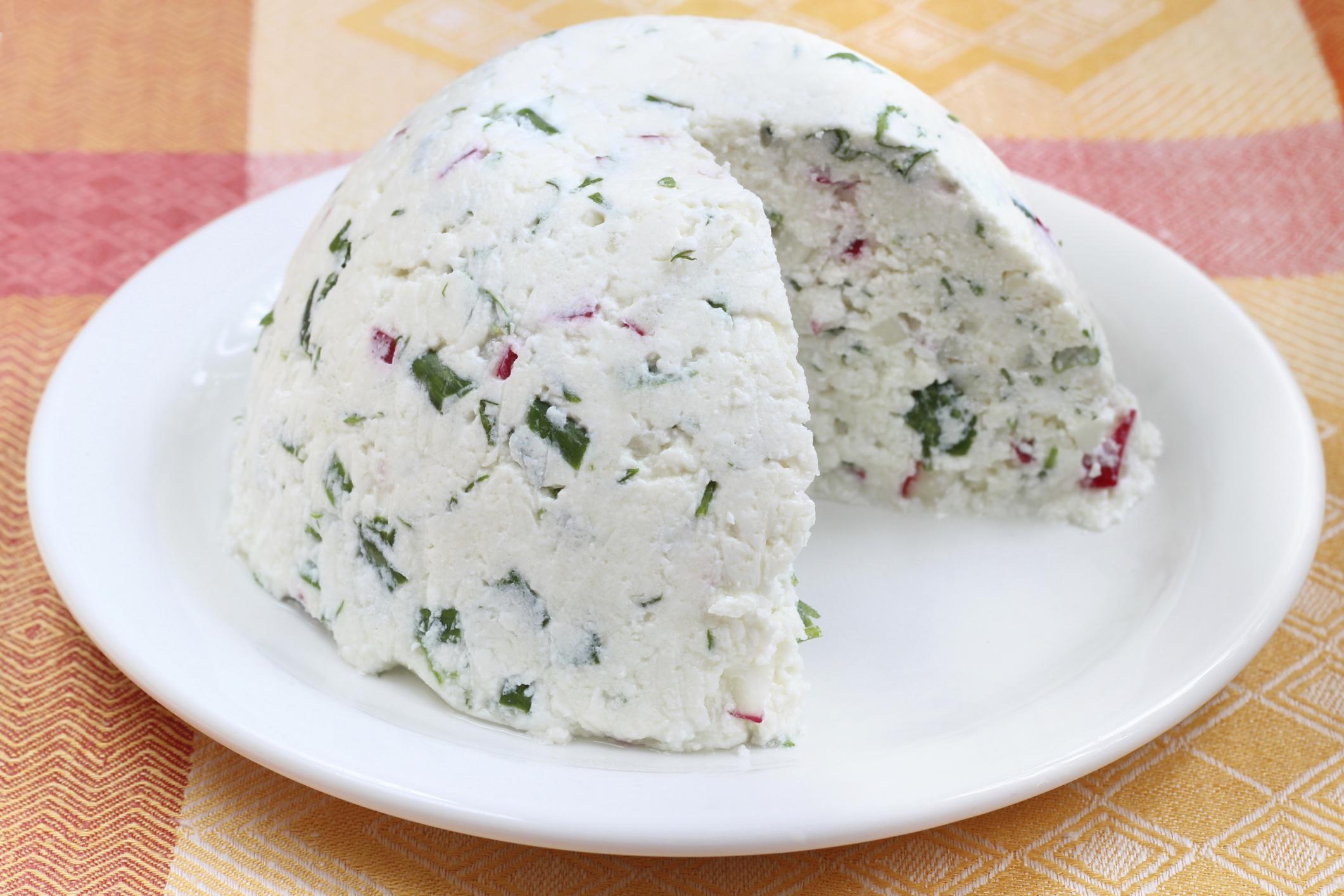 Pastel de queso cabrales