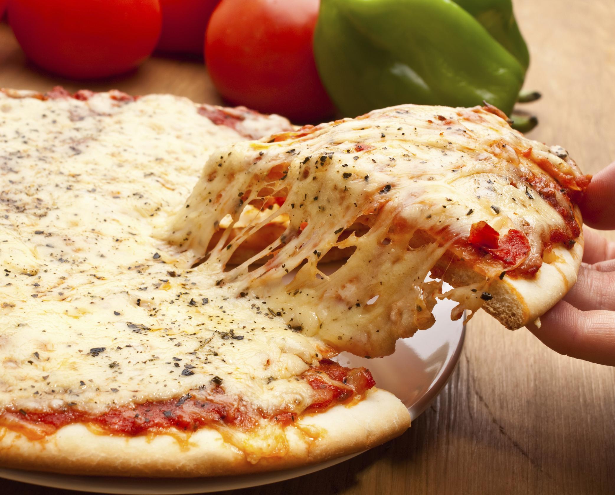 Pizza para hacer con niños