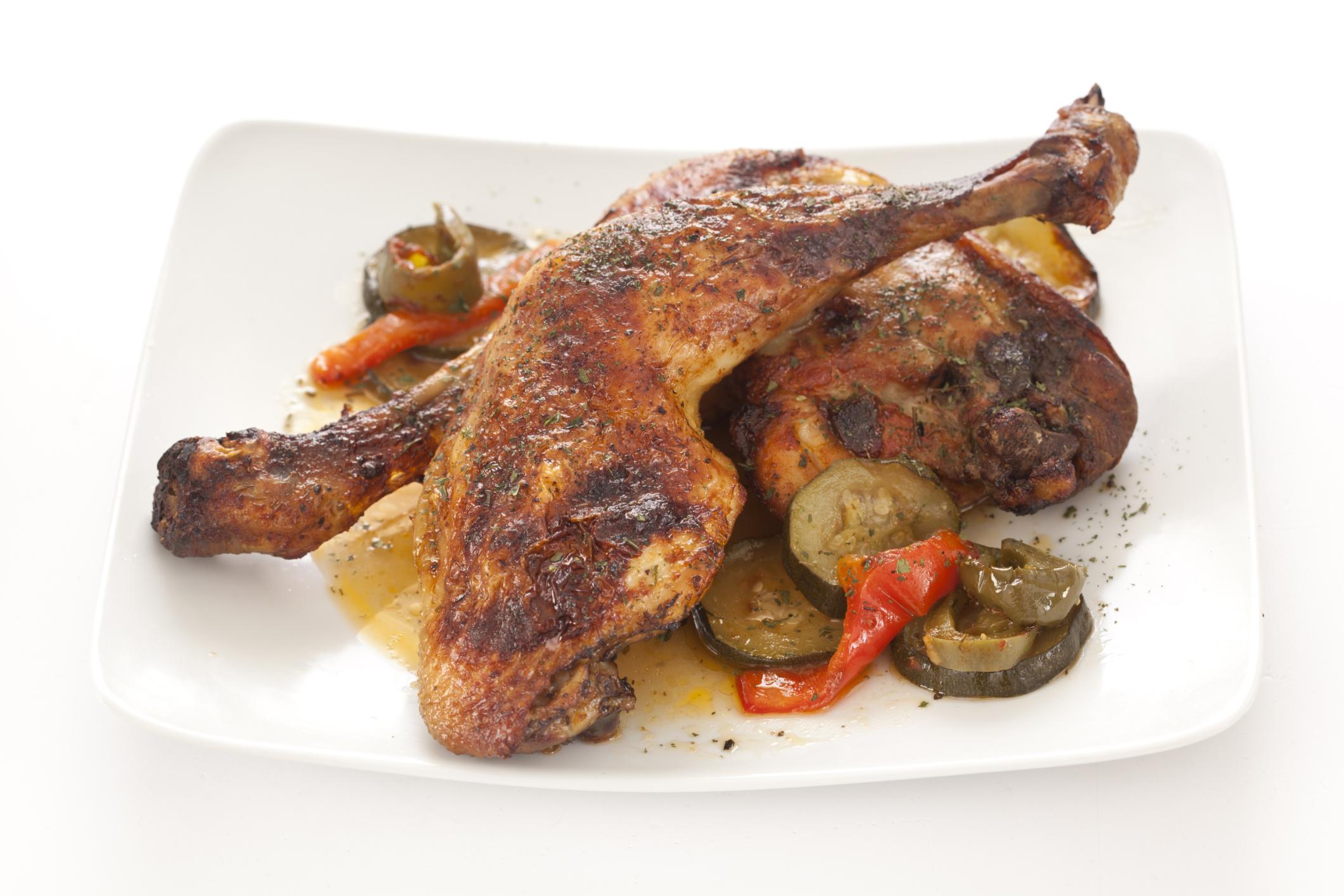 Pollo al chimichurri
