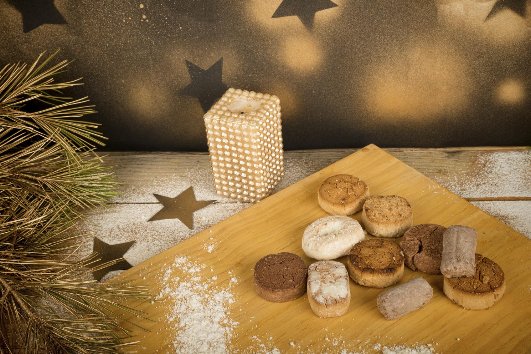 Polvorones de navidad