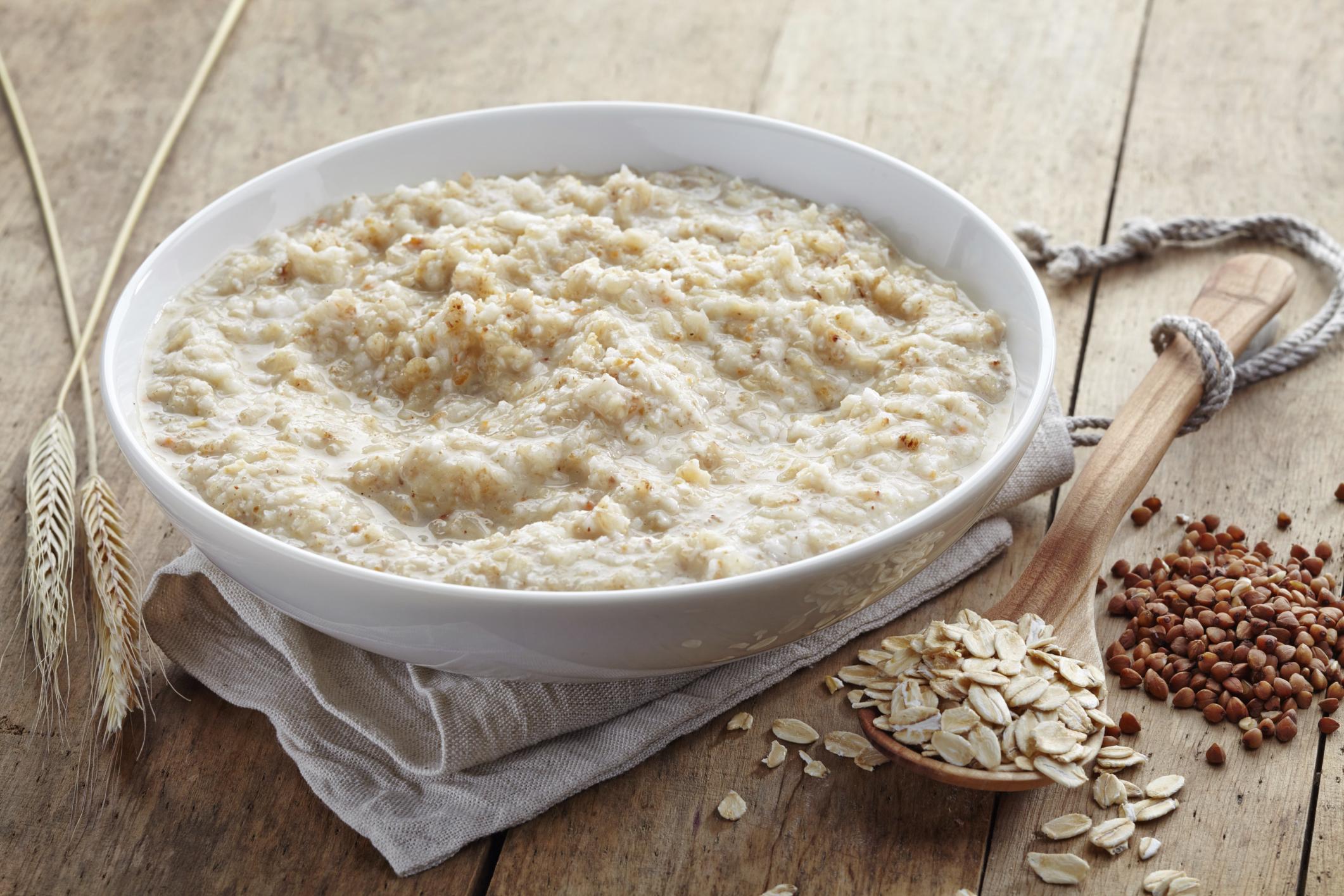 Receta de porridge