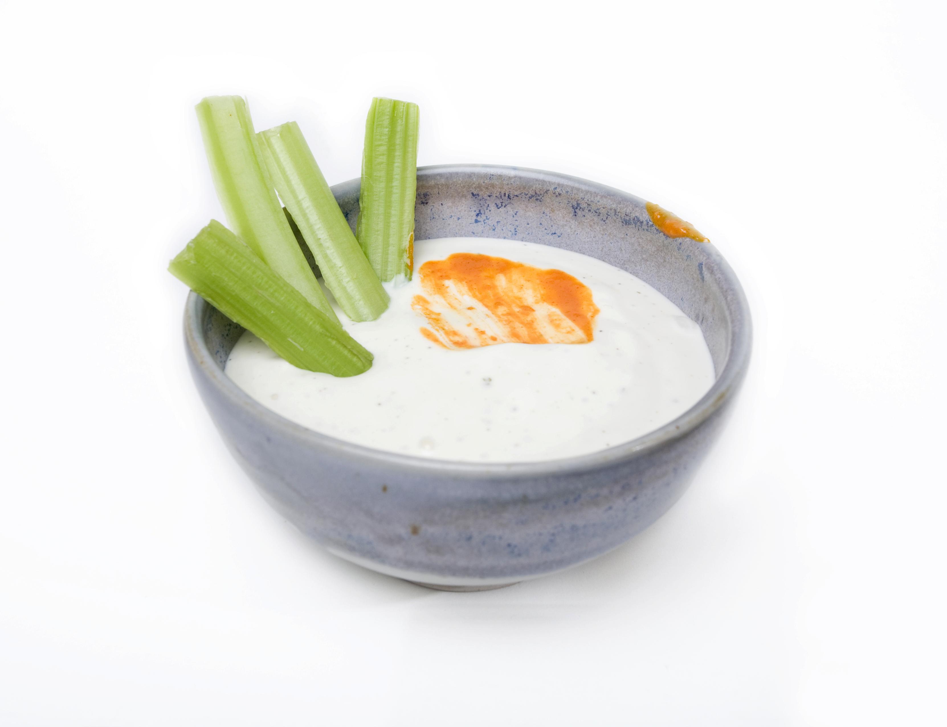 Salsa de queso azul Danés