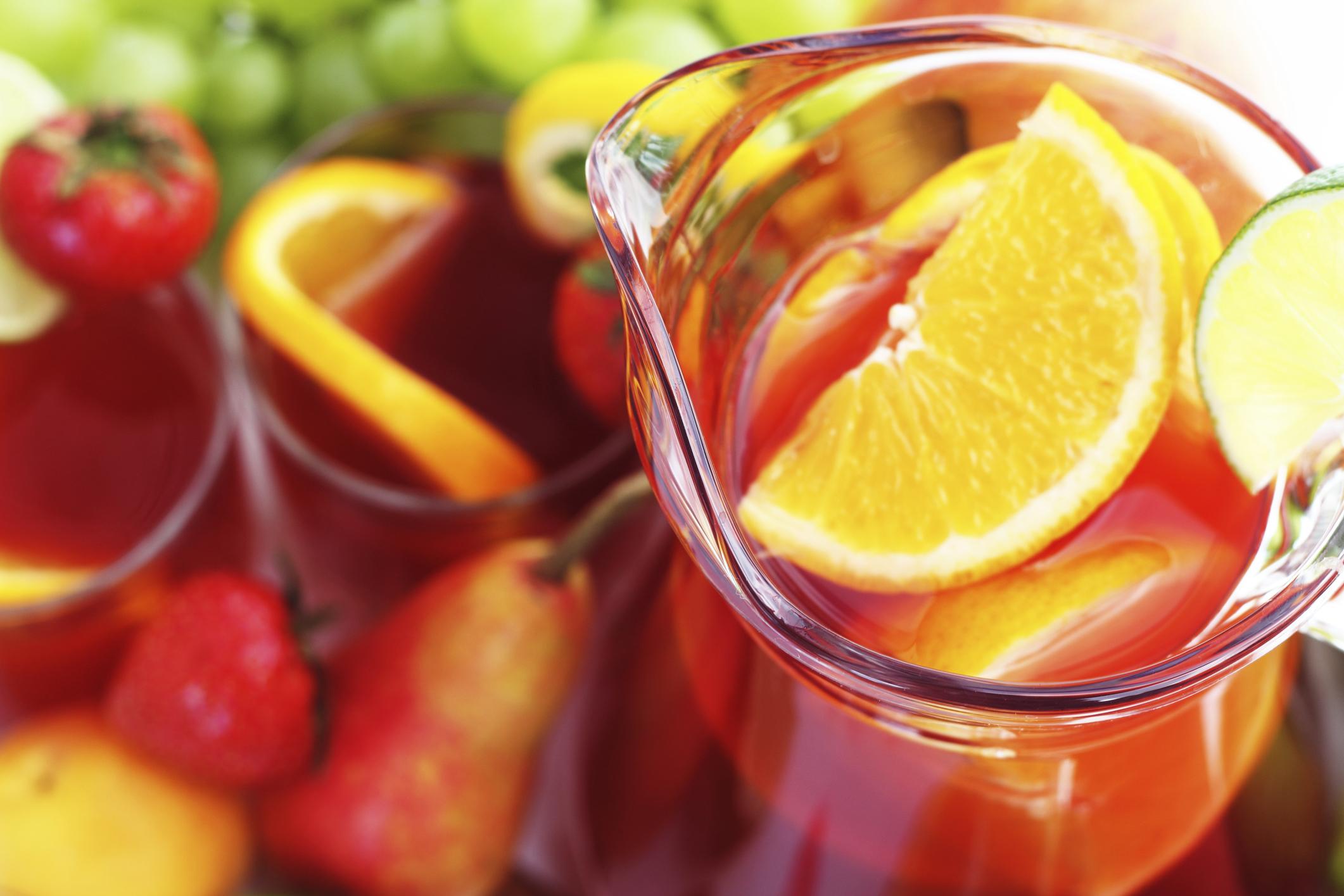 Sangría de Frutas