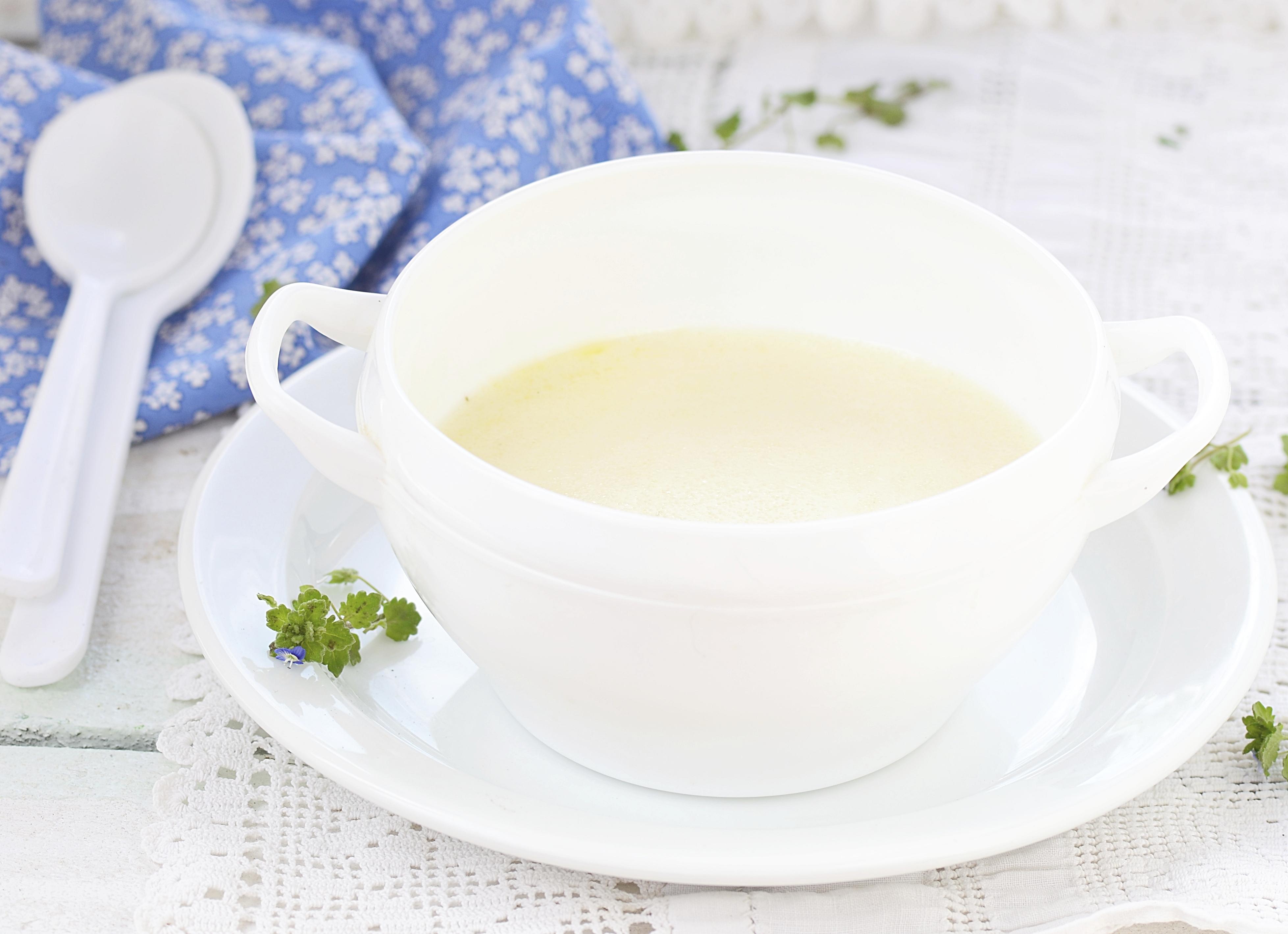 Sémola de arroz con leche