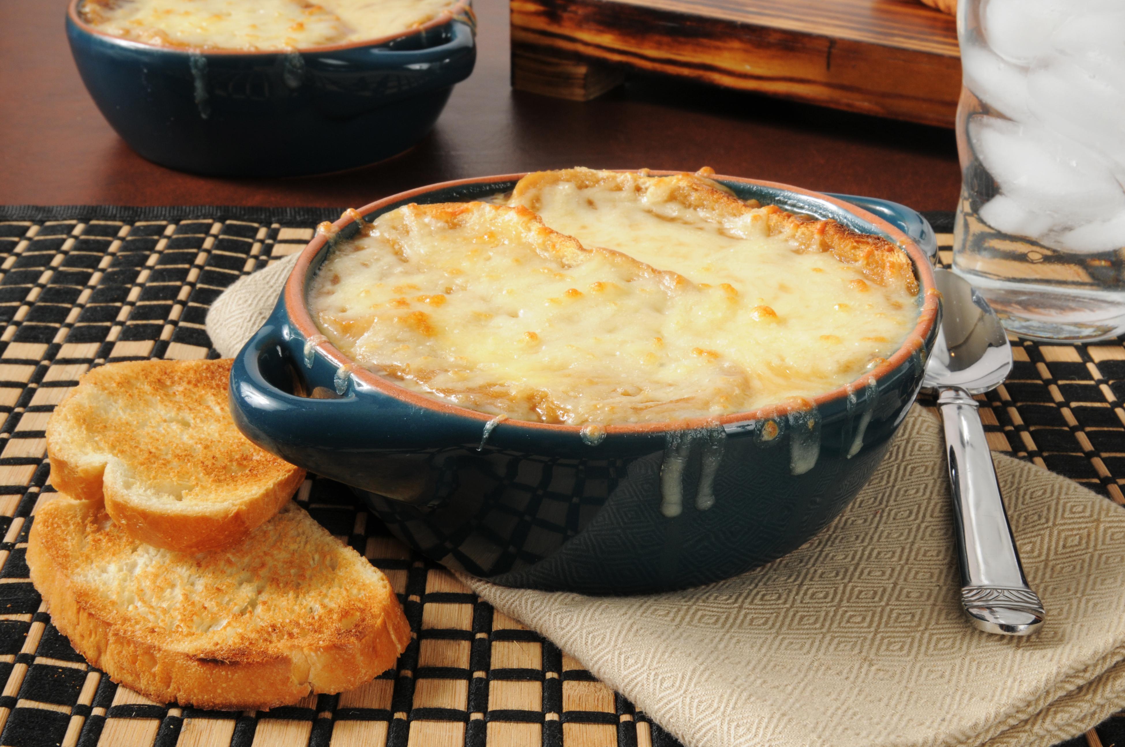 Sopa de cebolla - receta de usuario