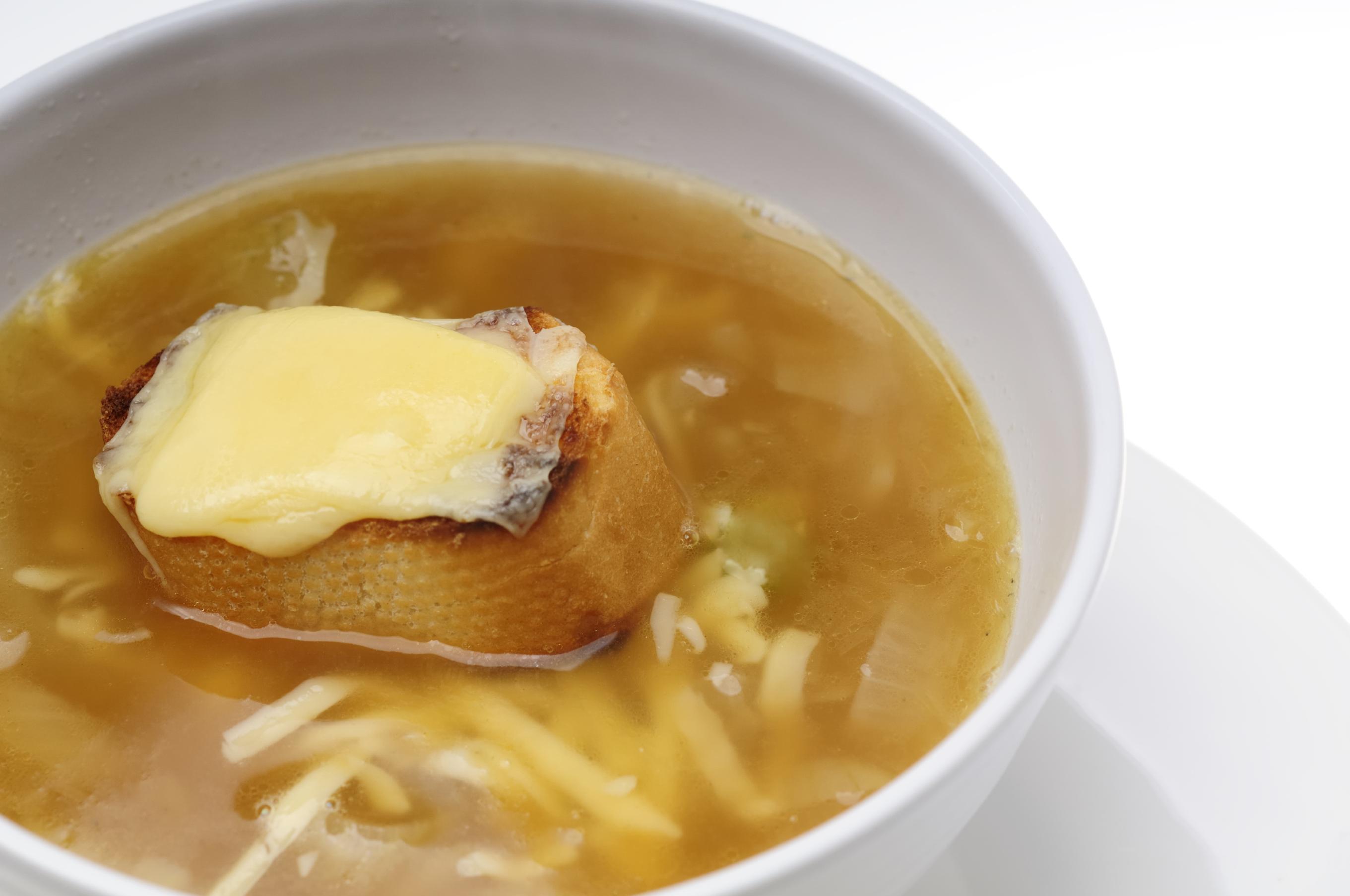 Sopa de Cebolla - receta usuario