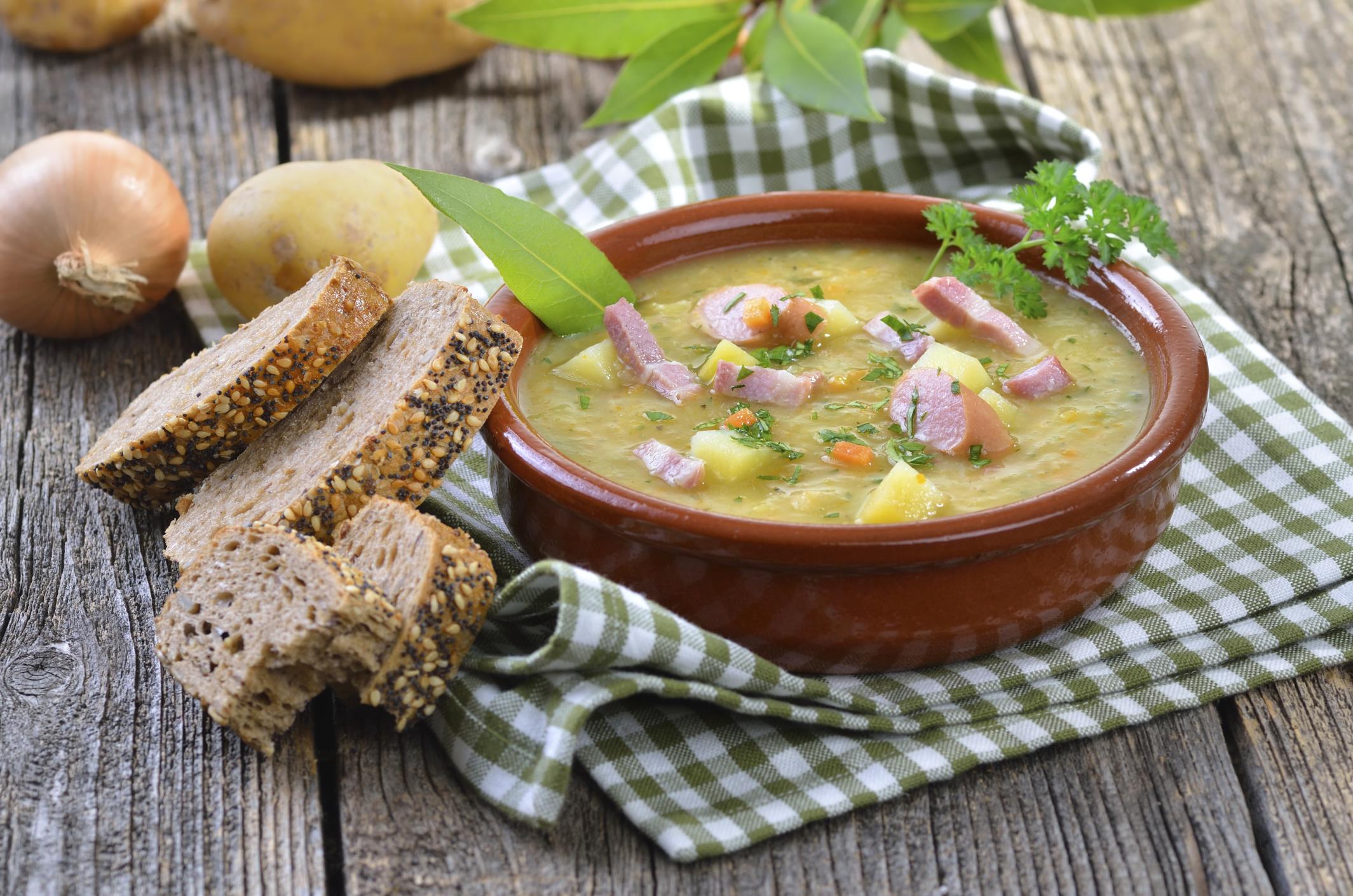 Sopa de patata