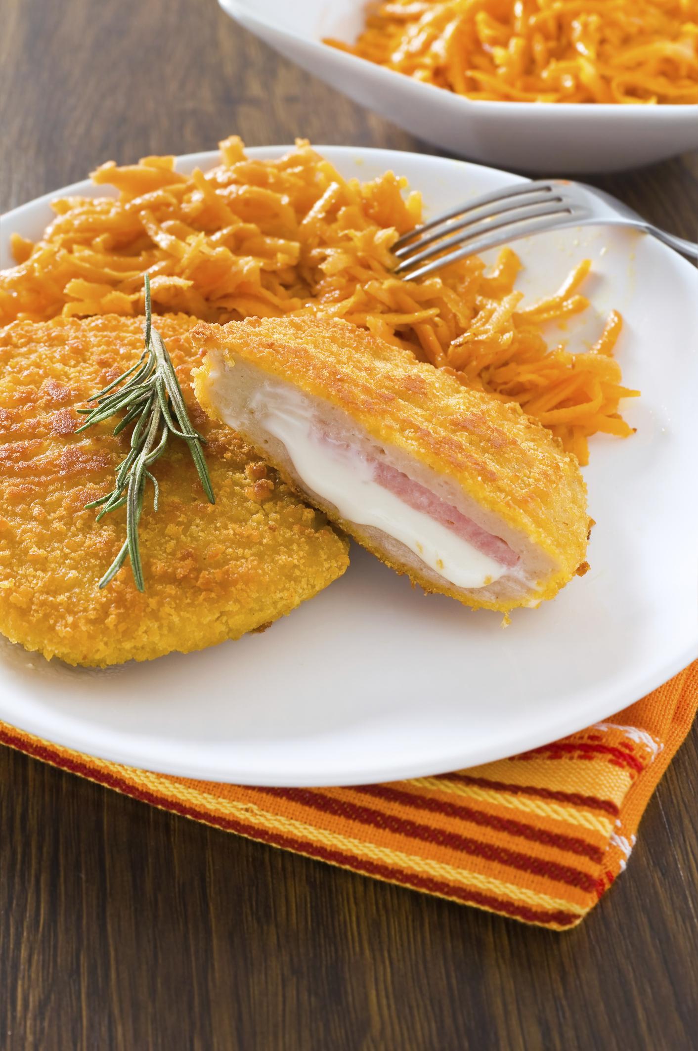 Suprema de pollo boliviana