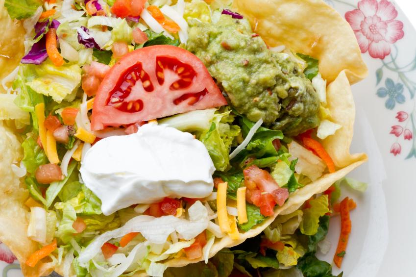 Tacos dorados Tex-Mex
