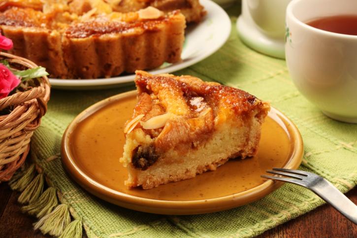 Tarta de manzana (sin hojaldre)